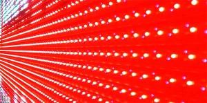 alquiler de letreros luminosos led
